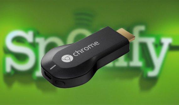 Spotify auf dem Chromecast zum Laufen bringen
