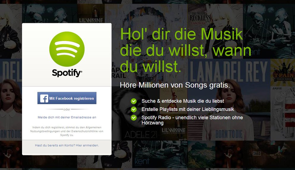 how to play spotify on chromecast from mac