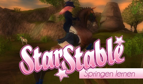 Star Stable: Springen lernen