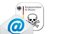 Steuerrückerstattung per Mail: Vorsicht vor der Phishing-Falle