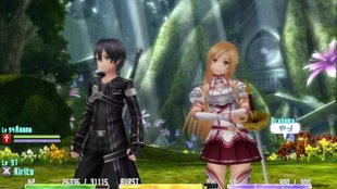 Sword Art Online - Hollow Fragment: Release-Termin bekannt & neuer Trailer