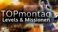TOPmontag: Die besten Levels und Missionen in Videospielen – Teil 3