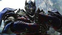 Transformers 4: Neue Bilder von Optimus Prime & Dinobot