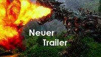 Transformers 4: Der neue Trailer ist bildgewaltig