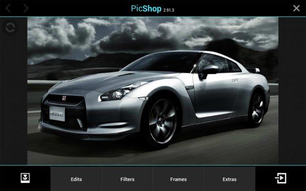 Heute kostenlos: GO Launcher EX, PicShop, Knöpfe und Scheren Pro