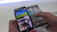 LG G3 vs. Samsung Galaxy S5: Hands-On-Vergleich der beiden Topmodelle