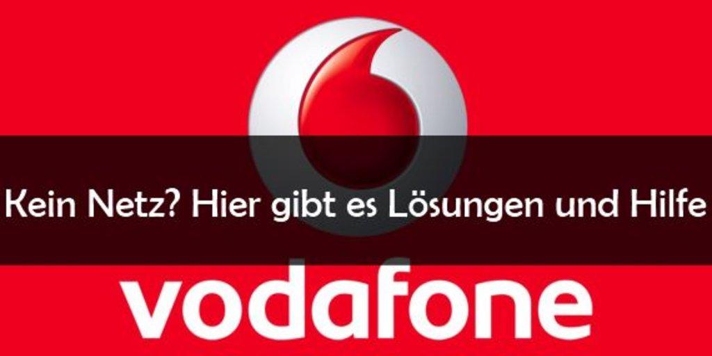 Sim Karte Erkannt Aber Kein Netz.Vodafone Kein Netz Das Kann Man Tun