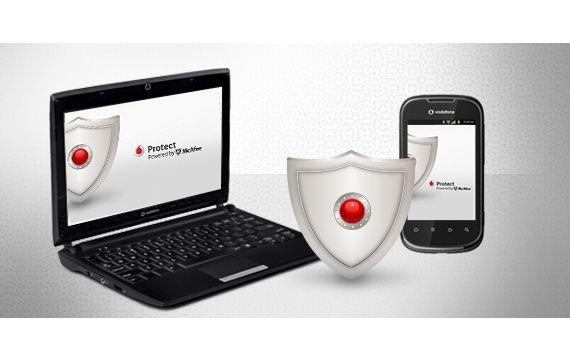 Vodafone-Protect-PIN: Der Code zum Entsperren, Orten und Daten löschen