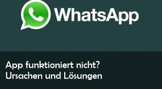 WhatsApp down? Störungen heute (13. November)