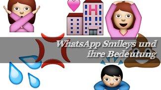 Die WhatsApp Smileys und Ihre Bedeutung