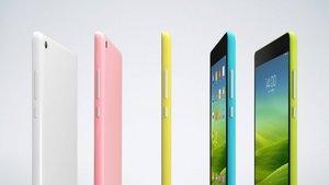 Xiaomi Mi Pad: 7,9-Zoll-Tablet mit Tegra K1 vorgestellt