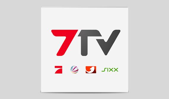 7tv App Live Stream Und Mediathek Von Pro7 Sat1 Kabel Eins Sixx