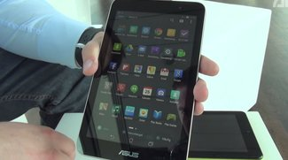 ASUS MeMO Pad HD 7 ME176C: Hands-On der Neuauflage mit schlankerem Design und Intel-CPU [Video]