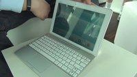 ASUS Transformer Pad TF103C: KitKat-Tablet mit Tastatur-Dock & Intel-CPU im Hands-On-Video