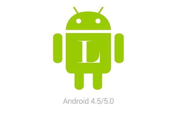 """Android 5.0 """"L"""": Google ändert API-Bezeichnungsschema"""