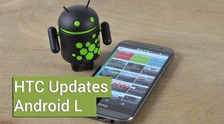 HTC äußert sich zu Smartphone Updates auf Android L