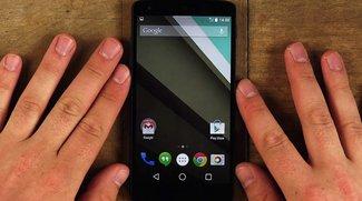 Android L: So bekommt ihr den neuen Look schon jetzt