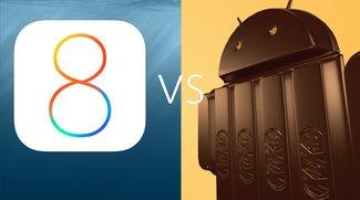 Apple kopiert Android, Base Kostenfalle, Fanboys nerven! - Ein paar Minuten Android