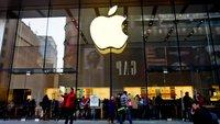 """Apple auf Platz fünf der """"Fortune 500""""-Liste"""