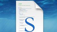Swift-Dateien: Anspielung auf Think Different-Kampagne als Easter Egg