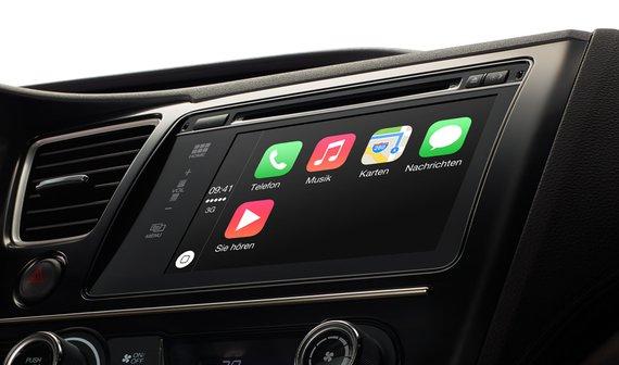 Audi kündigt CarPlay-Unterstützung für 2015 an