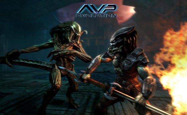 GEMETZEL! Alien vs. Predator Gameplay (Ouya) - Top Apps