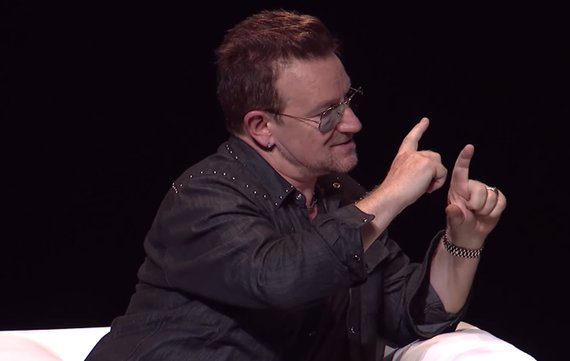 "Bono übt harte Kritik an Apple wegen ""(Product) Red"""