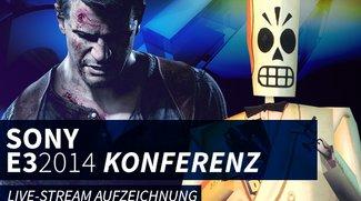 E3 2014: Sony Pressekonferenz Live-Stream – Aufzeichnung