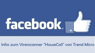 Facebook Virenscanner: Download, Installation, Funktionshinweise