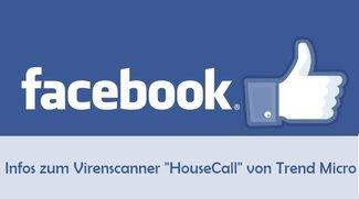 Facebook Virenscanner: Download, Installation, Funktionshinweise