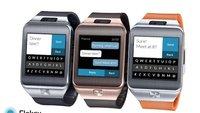 Fleksy Messenger für Samsung Gear 2 erschienen