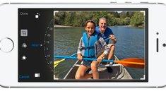 iOS 8: Die Fotos-App bekommt ausgefeilte Werkzeuge