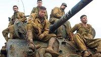 Fury: Erster Trailer zum Weltkriegsdrama mit Brad Pitt
