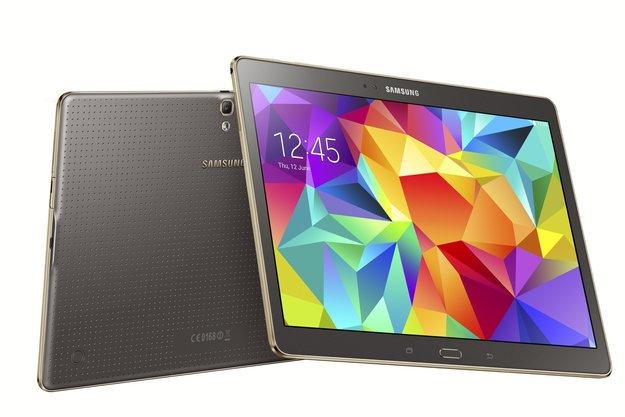 Samsung Galaxy Tab S 8.4 & 10.5: Bei Amazon und Saturn vorbestellbar, ab 15.7. erhältlich