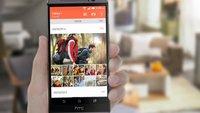 HTC Alben: Update bringt neue Funktionen