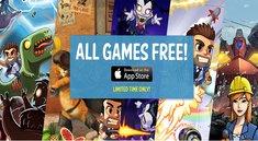 Halfbrick Studios verschenkt iOS-Spiele – Fruit Ninja und mehr kostenlos