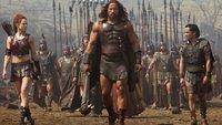 Hercules 2014: Zweiter Trailer mit Dwayne Johnson bebildert die Story