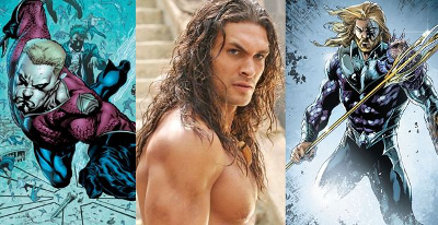 Aquaman Darsteller