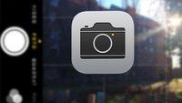 iOS 8: Kamera-App mit nützlichen Neuerungen