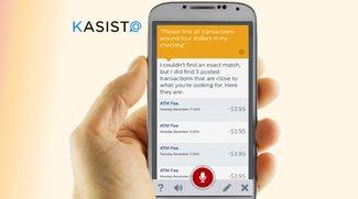 Kasisto: Siri-Macher starten neuen persönlichen Assistenten