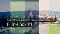 Kostenlose Lightroom Presets downloaden #3 - Film Look