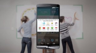 LG G3: Software-Features des neuen Topmodells in Videos demonstriert