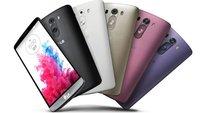LG G3: Verkaufsstart und Preis