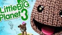 Little Big Planet 3: Sackboy kommt im Dezember mit Verstärkung zurück (E3)