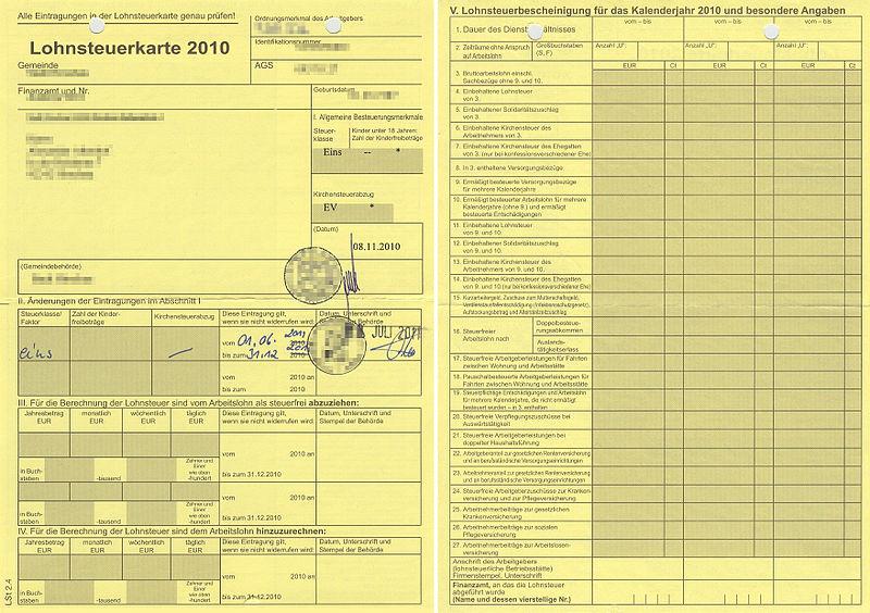 wo findet man die steueridentifikationsnummer