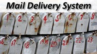 Mail Delivery System: Probleme verstehen und lösen