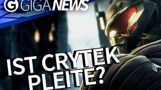 GIGA News: Crytek pleite, neues Siedler & Bad Company 3?