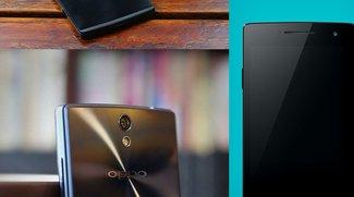 """OPPO R6007: """"Mini""""-Version des OPPO Find 7 mit 4,7 Zoll-Display offiziell vorgestellt"""