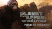 Planet der Affen: Revolution - Der finale Trailer ist episch
