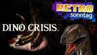 RETRO Sonntag: Alles voller Dinos in Dino Crisis!